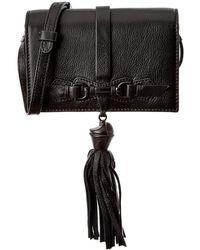 Foley + Corinna - Leather Bo Crossbody Bag - Lyst