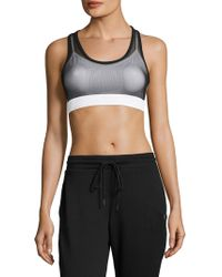 Body Language Sportswear - Demi Mesh Top - Lyst