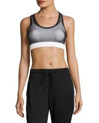 Body Language Sportswear - Demi Mesh Top - Lyst