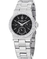 Stuhrling Original Women's Angelic Watch - Metallic