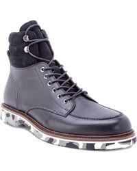 Robert Graham - Canon Rock Leather Boot - Lyst