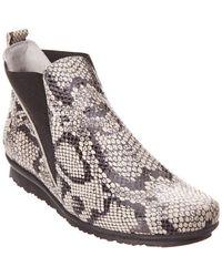 Arche Barzo Ankle Boot - Natural