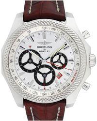 Breitling Men's Bentley Watch - Metallic