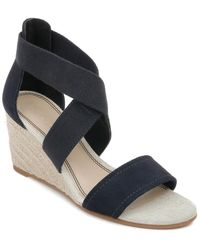 Splendid Muriel Espadrille Wedge Sandal - Blue