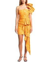 ATOIR Guiding Light Mini Dress - Orange