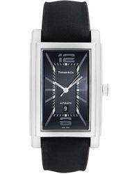 Heritage Tiffany & Co. Tiffany & Co. Men's Grand Watch, Circa 2000s - Black