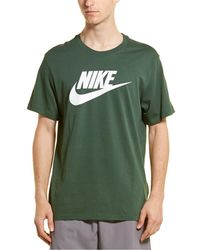 311890934f5c Lyst - Nike Futura Just Do It T-shirt in Green for Men