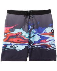 Hurley Phantom Voodoo Swim Short - Blue