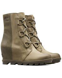 Sorel Joan Of Arctic Wedge Ii Boot - Green