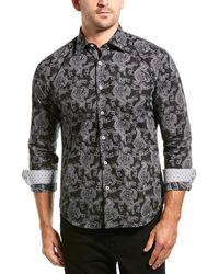 Bugatchi Woven Shirt - Multicolour