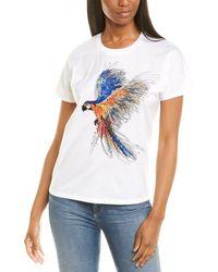 Max Mara Studio Olivi T-shirt - White