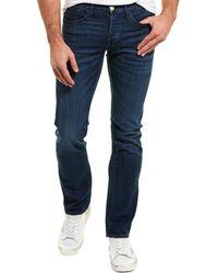 3x1 M4 Selvedge Dark Blue Straight Leg