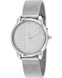 Just Cavalli Tenue Watch - Metallic