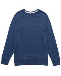 Richer Poorer Crew Sweatshirt - Blue