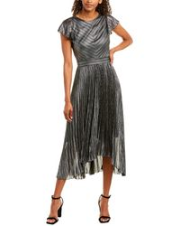 Karen Millen A-line Dress - Black