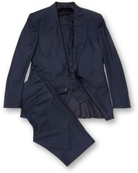 Tom Ford - Solid Wool Suit - Lyst
