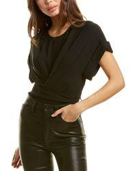 IRO Limana Bodysuit - Black
