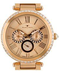 Tavan Women's Seven Seas Watch - Metallic