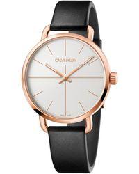 Calvin Klein Even Watch - Metallic