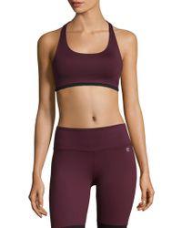 Body Language Sportswear - Kloss Solid Top - Lyst