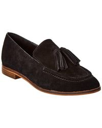 Dolce Vita - Double Tassel Suede Loafers - Lyst