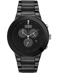 Citizen Stainless Steel Watch - Black