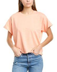 Nation Ltd Terrin T-shirt - Pink