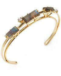 Alexis Bittar - Elements Orbit Cuff Bracelet - Lyst