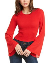 Likely Farren Top - Red