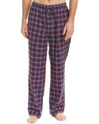 Brooks Brothers - Fact Flannel Lounge Pant - Lyst