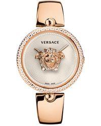 Versace Women's Palazzo Empire Bangle Bracelet Watch, 39mm - Metallic