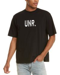 Unravel Project Highway Skate T-shirt - Black