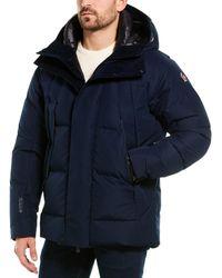 Moncler Gorner Jacket - Blue