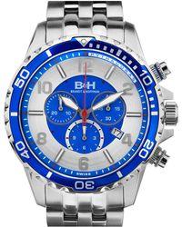 Brandt & Hoffman Men's Pythagoras Watch - Blue