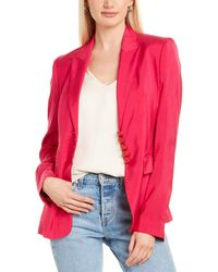 ESCADA Silk-blend Jacket - Pink