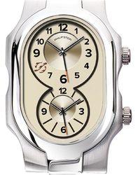 Philip Stein Signature Watch Case - Metallic