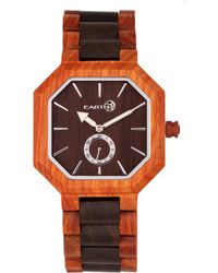 Earth Wood - Unisex Acadia Watch - Lyst
