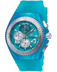 TechnoMarine Women's Cruise Jellyfish Watch - Blue