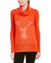 Krimson Klover - Lara Wool-blend Sweater - Lyst