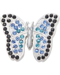 Tateossian - Butterfly Pin - Lyst