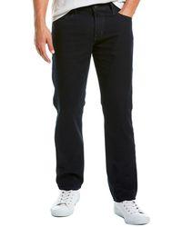 AG Jeans The Graduate Purple Tailored Leg - Black