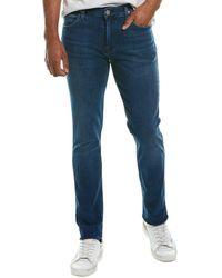 Hudson Jeans Blake Loir Slim Straight Jean - Blue