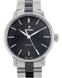 Rado Stainless Steel & Ceramic Watch - Metallic