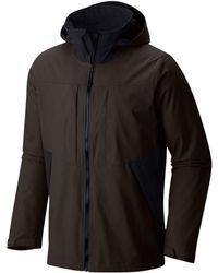 Mountain Hardwear - Radian Hood Parka - Lyst