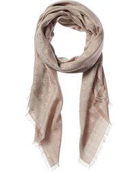 Louis Vuitton Silk & Wool-blend Scarf - Multicolor