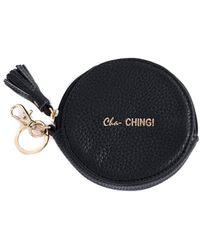 Shiraleah Gigi Ca-ching Round Zip - Black