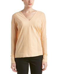 Magaschoni Cashmere Sweater - Natural