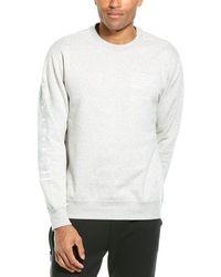 Nike Sportswear Swoosh Crewneck Sweatshirt - White