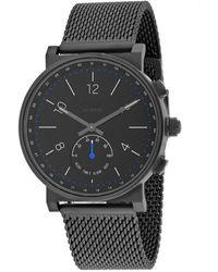 Fossil Men's Barstow Smartwatch - Black