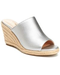 Nanette Lepore Nanette By Quiet Wedge - Metallic